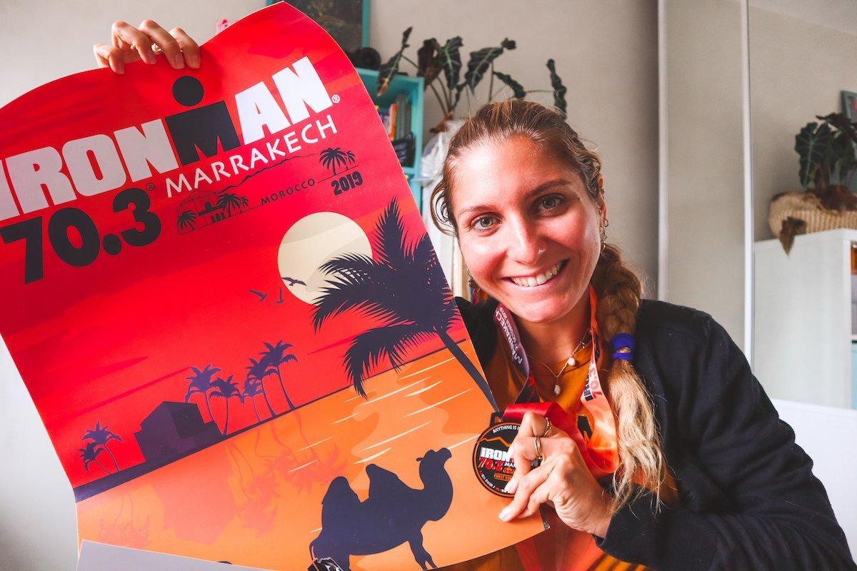 CR Ironman 70.3 Marrakech: Je participe à la 1ere édition !