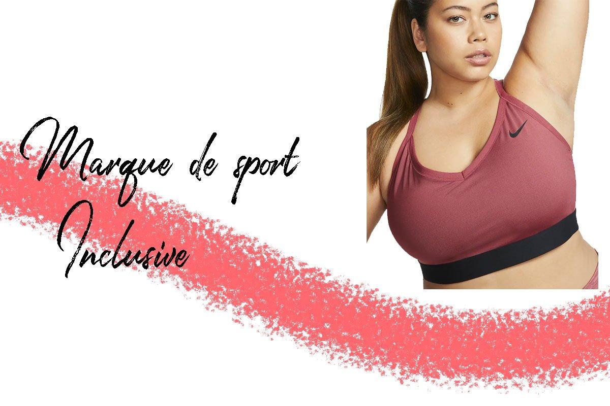 Sport: Sélections des marques inclusives,  pour toutes les tailles