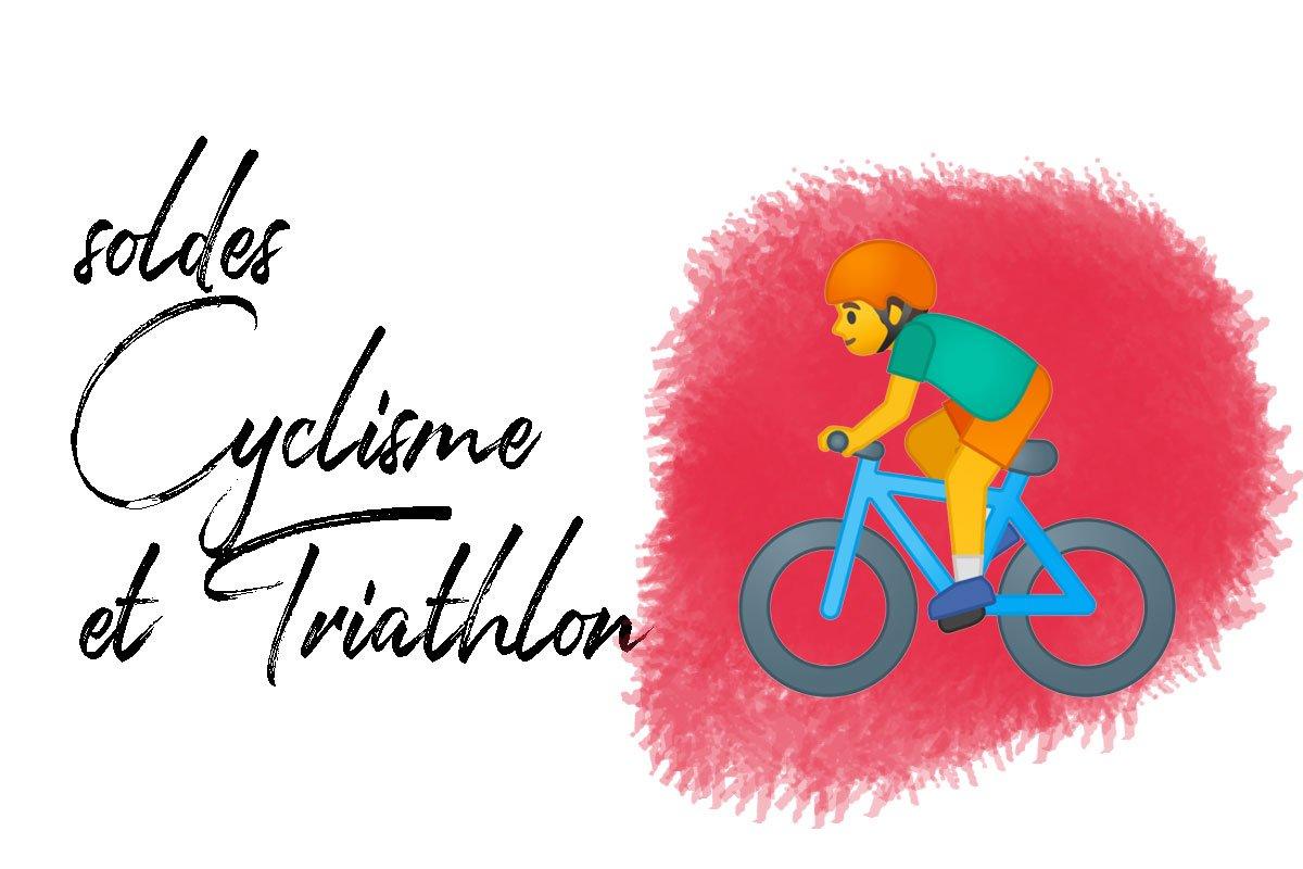 Soldes 2020: Sélection Velo et Triathlon