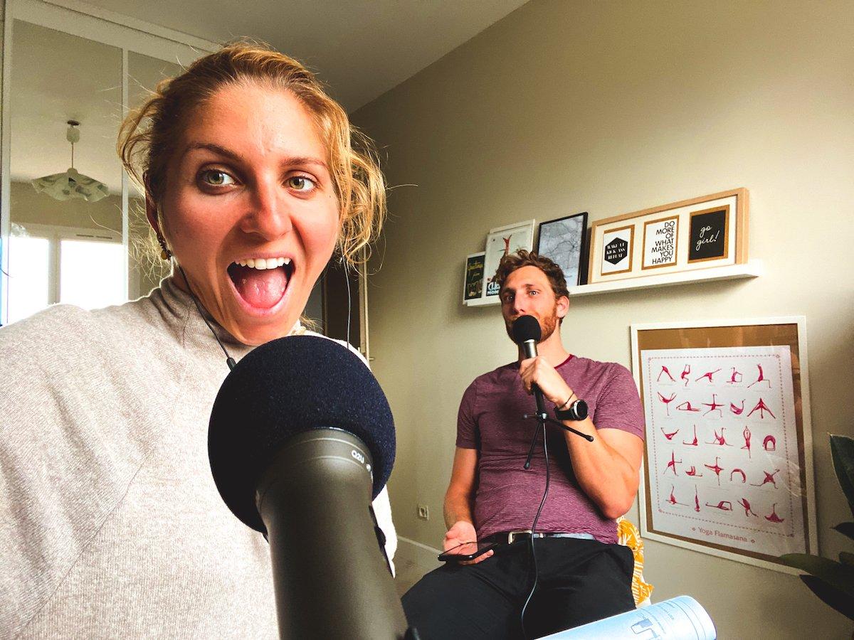 On lance notre Podcast: Pour le Meilleur et pour la Transpi