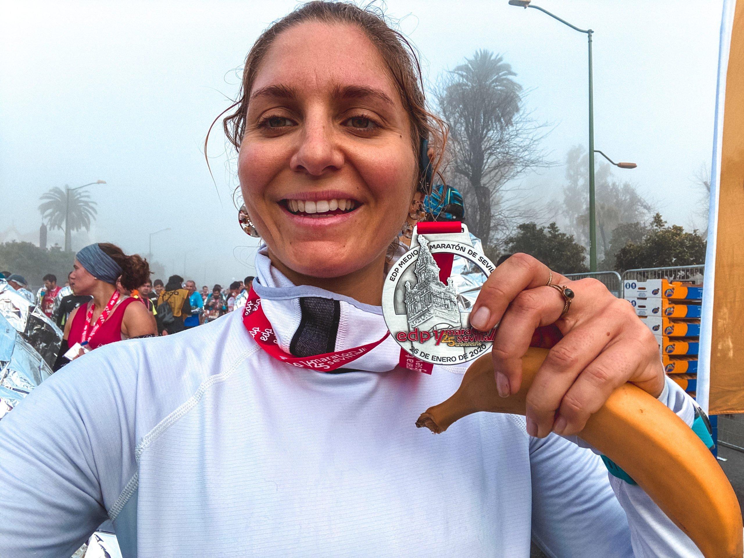 CR Semi-Marathon de Séville 2020: Comment J'ai Battu Mon Record ?