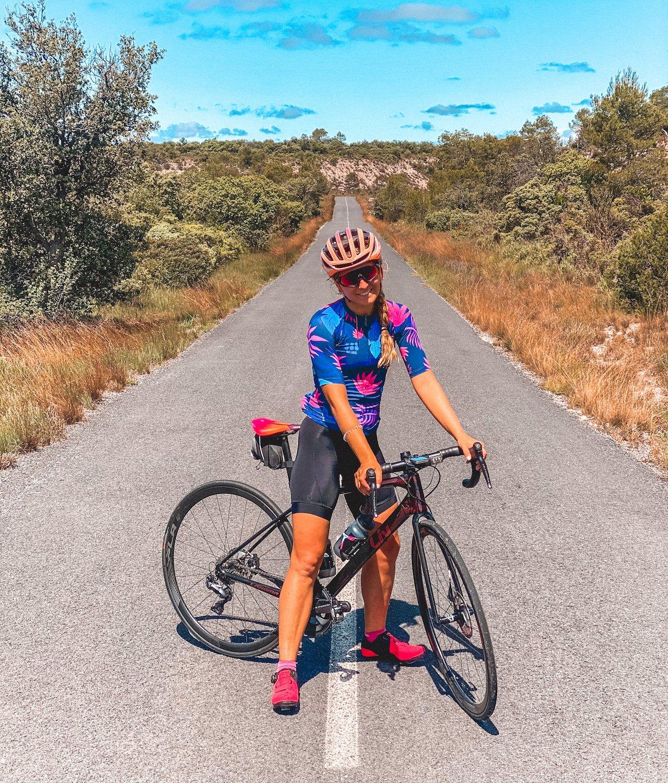 Mes Itinéraires favoris en vélo de route autour de Montpellier