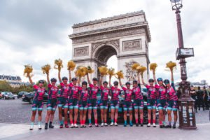 Participez au Tour de France M-1 avec Donnons des Elles au Vélo