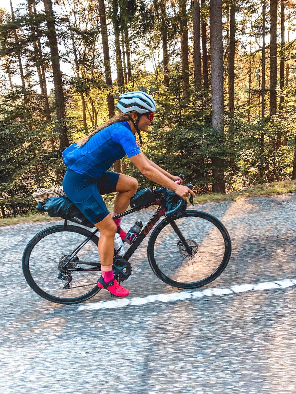 Mon 1er Voyage à vélo: 600km en 5 jours en Alsace