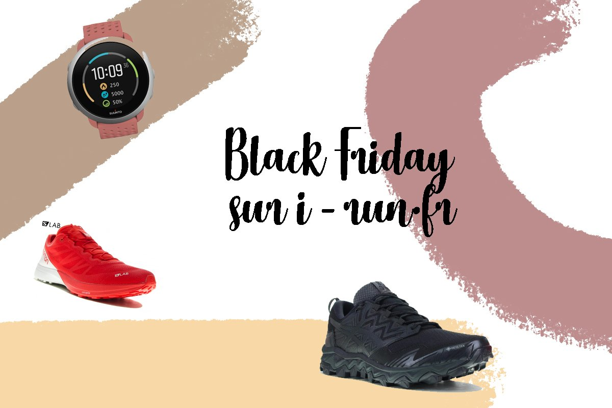 Sélections I-Run : Black Friday Running et Trail
