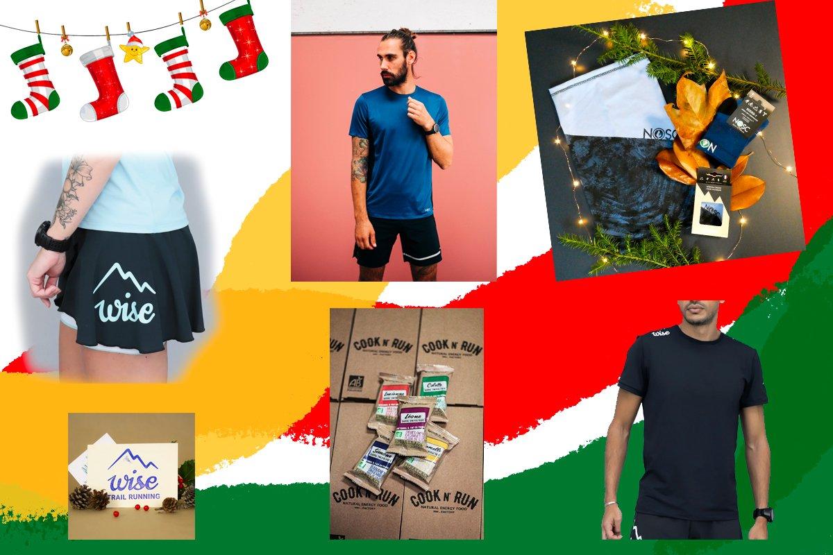 Spécial Noël: Guide d'idées cadeaux engagés Running et Trail