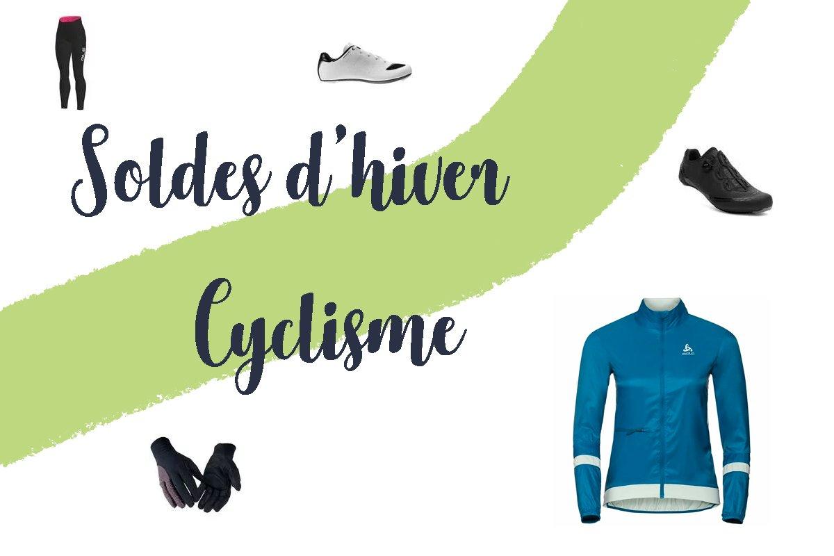 Sélections Soldes 2021 Hiver: Cyclisme