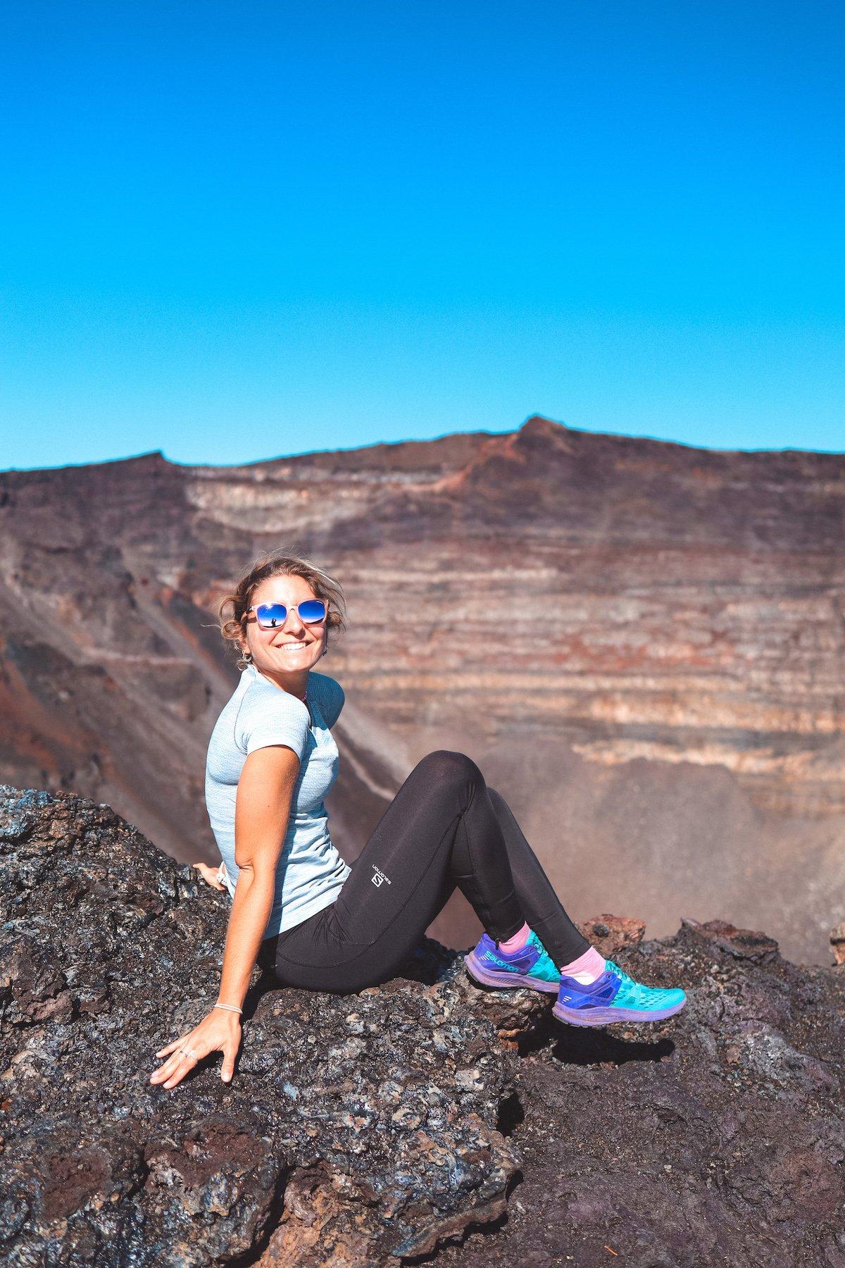 A la découverte du Piton de la Fournaise, l'un des volcans les plus actifs au monde