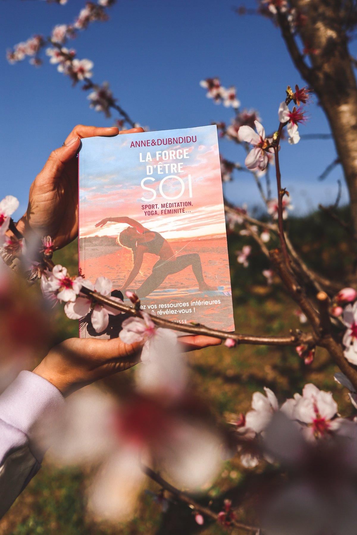 Découvrez mon nouveau livre: La force d'être Soi