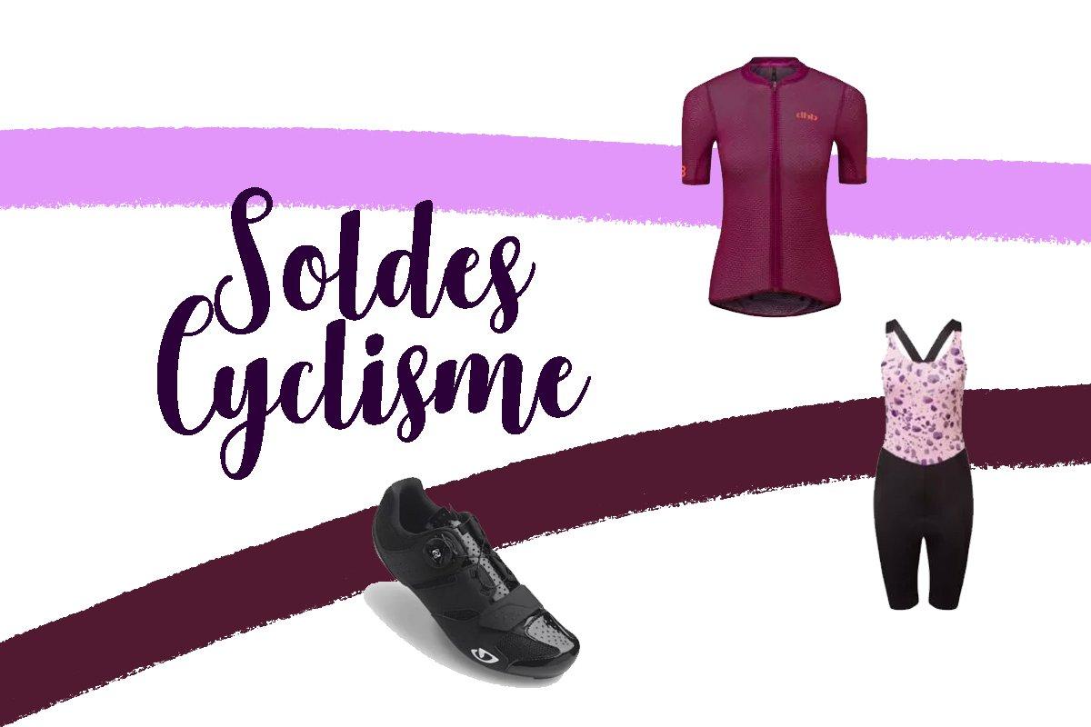 Sélections Soldes 2021 d'été: Cyclisme Femme